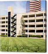 Parking Garage Canvas Print