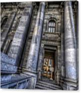 Parliament House Canvas Print