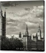 Parliament Canvas Print