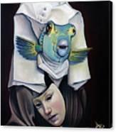 Parrishfish Canvas Print