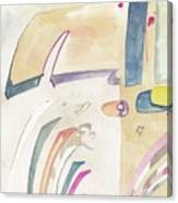 Parrothead  Canvas Print