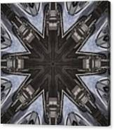 Particle Accelerator Canvas Print