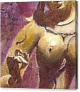 Parvati Canvas Print