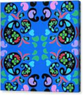 Pasley Canvas Print