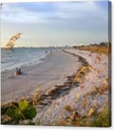 Pass A Grill Beach Florida Canvas Print