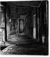 Passaggio Di Venezia Canvas Print