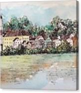 Passau II Canvas Print