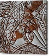 Passions - Tile Canvas Print