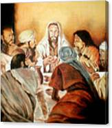 Passover Canvas Print