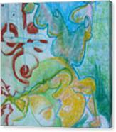 Pastel 18 Canvas Print