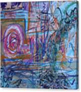 Pastel 21 Canvas Print