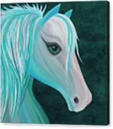 Pastel Horse Canvas Print