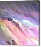 Pastel Imagination Canvas Print