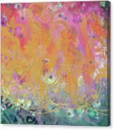 Pastel Painting Canvas Print
