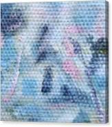 Pastel Promontory Canvas Print