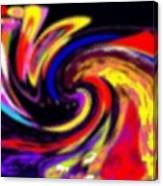 Pastel Voyager Canvas Print