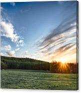 Pasture Perfect Canvas Print