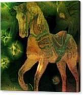 Pastures New Canvas Print