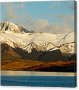 Patagonia Panorama Canvas Print