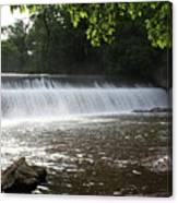 Patapsco Valley State Park - Bloedes Dam Canvas Print