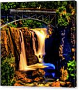 Paterson's Great Falls IIi Canvas Print