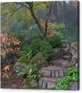 Pathway To Serenity Canvas Print