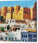 Patmos Canvas Print