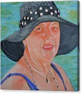 Patricia Canvas Print