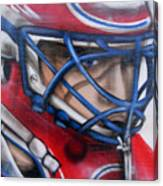 Patrick Roy ... Canvas Print