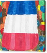 Patriotic Summertime Canvas Print