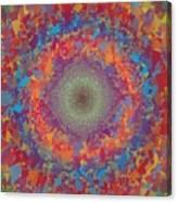 Pattern 123 Canvas Print