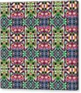 Pattern 8326 Canvas Print
