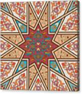 Pattern Art 005 Canvas Print