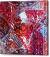 Pattern Art 015 Canvas Print