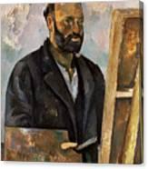 Paul Cezanne (1839-1906) Canvas Print