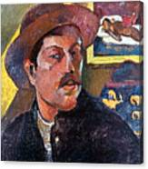 Paul Gaugin (1848-1903) Canvas Print