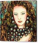 Paula Canvas Print