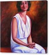 Pauline Canvas Print
