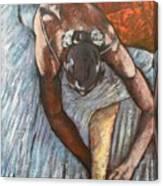 Pausa Canvas Print