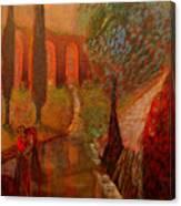 Payerbach Austria Canvas Print