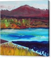 Payette River Idaho Canvas Print