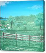 Paynter Farm Canvas Print