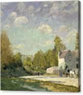 Paysage Canvas Print