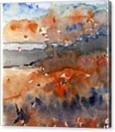 Paysage Cc Canvas Print