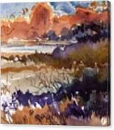 Paysage Cci Canvas Print