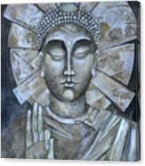 Peace Buddha Canvas Print