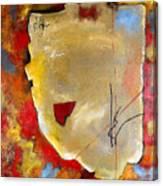 Peace Piece Canvas Print