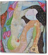 Peaceful Dream II Canvas Print
