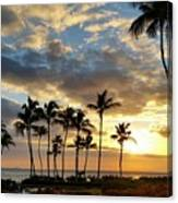 Peaceful Dreams Hawaii Canvas Print