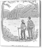 d170108141d11 Peaceful Hikers T-Shirt for Sale by Kim Warp
